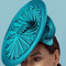 The Hat Magazine set a challenge for Louise Macdonald to create a hat from deluxe ribbon provided by the French manufacturer Julien Faure; the headpiece, featured in the publication, will be at London Hat Week in April 2020