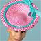 Melbourne milliner Louise Macdonald launches her third online millinery workshop, Saucer Buntal Hats Deluxe Course