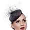 Fashion hat Grey Beret, a design by Melbourne milliner Louise Macdonald