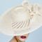 Fashion hat Xaranda, a design by Melbourne milliner Louise Macdonald