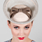 Fashion hat Orion, a design by Melbourne milliner Louise Macdonald
