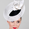 Fashion hat Vega, a design by Melbourne milliner Louise Macdonald