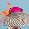 Fashion hat Cora, a design by Melbourne milliner Louise Macdonald