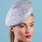 Fashion hat Edith, a design by Melbourne milliner Louise Macdonald