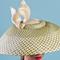 Fashion hat Edna, a design by Melbourne milliner Louise Macdonald