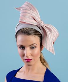 Designer hat Vera by Louise Macdonald Milliner (Melbourne, Australia)