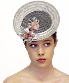Hugo Boss Chadstone and Collins Street sold Melbourne milliner Louise Macdonald's designer hats in the lead up to the Spring Racing Carnival 2012