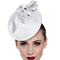 Louise Macdonald Milliner's 2015 collection for Hugo Boss Melbourne - Fashion hat White Disc