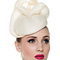 Louise Macdonald Milliner's 2015 collection for Hugo Boss Melbourne - Fashion hat Ivory Tina Beret