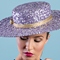 Louise Macdonald Milliner's 2018 collection for Hugo Boss Melbourne - Fashion hat Lillian