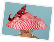 Melbourne milliner Louise Macdonald launches her second online millinery workshop, Classic Buntal Brims Deluxe Course